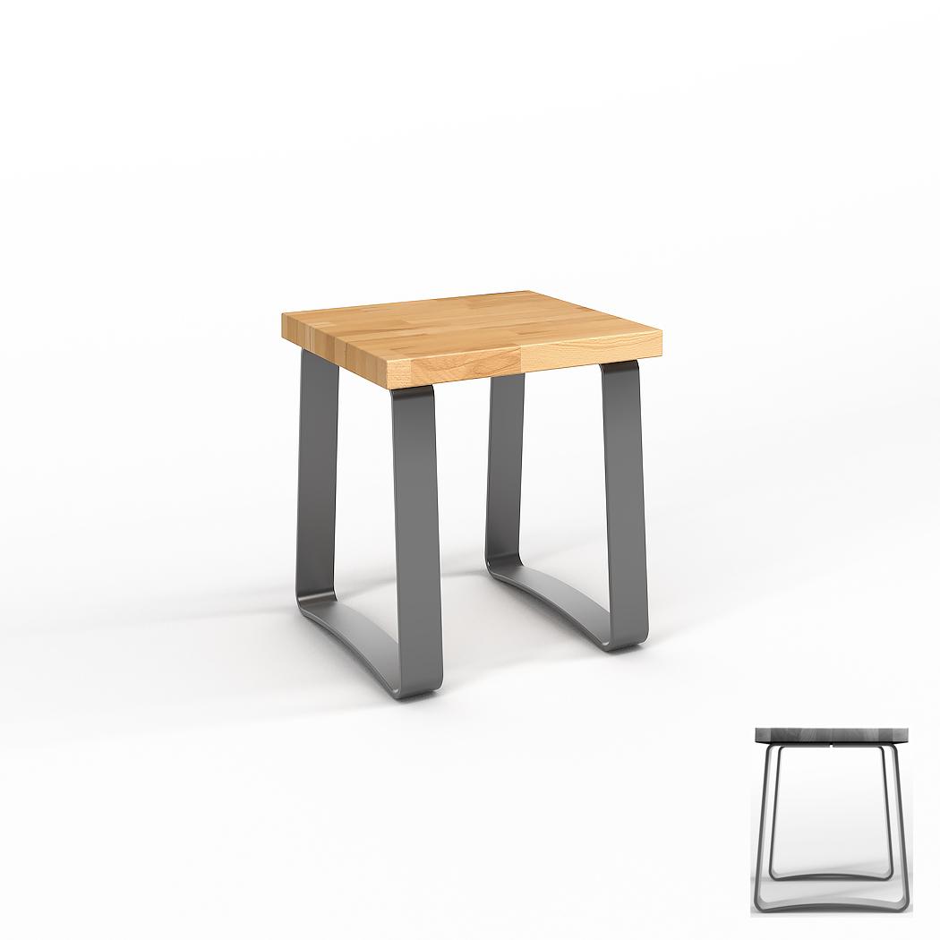 massivholz hocker zimmerware. Black Bedroom Furniture Sets. Home Design Ideas